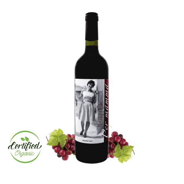 vino biologico autoctono per mamma riserva