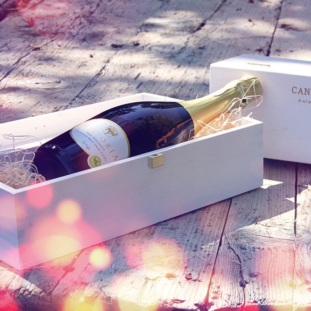 cassa vino biologico zuffa