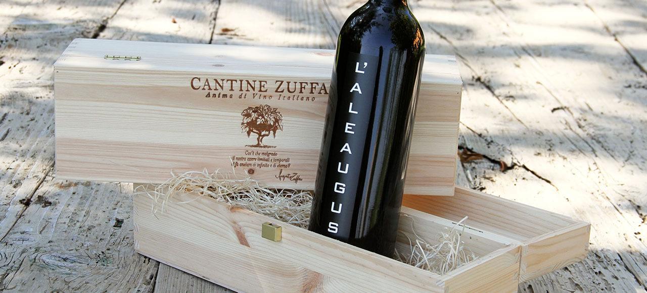 Vino biologico Aleaugust Cru